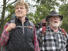 Tráiler de A Walk in the Woods, con Robert Redford y Nick Nolte