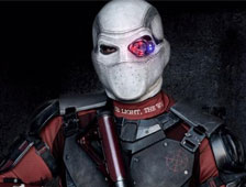 Fotos: Will Smith como Deadshot en acción en el set de Suicide Squad