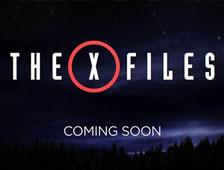 Primer vistazo a David Duchovny y Gillian Anderson en el set de The X-Files