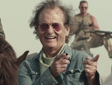 Trailer de Rock the Kasbah con Bill Murray, dirigida por Barry Levinson