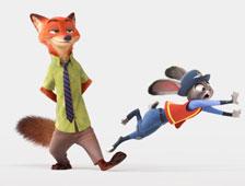 Tráiler de la película animada Zootopia de Disney