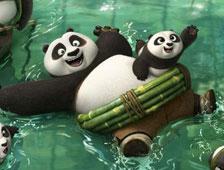 Trailer de Kung Fu Panda 3 llega en línea