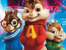 Primer poster de Alvin and the Chipmunks: The Road Chip