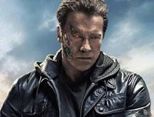 Vea a Arnold Schwarzenegger hacer bromas a los aficionados de Terminator