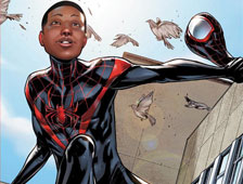 Spider-Man contractualmente no puede ser negro o gay