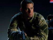 Channing Tatum odia GI Joe: The Rise of Cobra