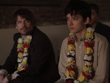 "Tráiler de ""Ten Thousand Saints"", con Ethan Hawke y Asa Butterfield"