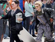 Primera imagen de los uniformes del reboot de Ghostbusters
