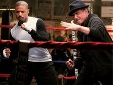 "Tráiler del spin-off de ""Rocky"", ""Creed"""