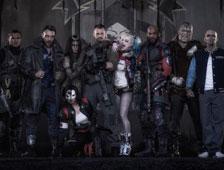 Sesión fotográfica con los repartos de Batman v Superman y Suicide Squad