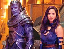 X-Men: Apocalypse desvela unas fotografías de Apocalypse, Psylocke y Storm