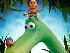 Tráiler completo de la película de animación The Good Dinosaur de Pixar
