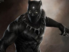 Primera imagen de Black Panther en el set de Captain America: Civil War