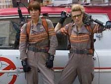 Primera imagen de Chris Hemsworth en el reboot de Ghostbusters