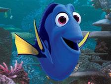 Nueva imagen de Finding Dory de Pixar
