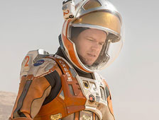 Nuevo trailer de The Martian con Matt Damon está aquí!