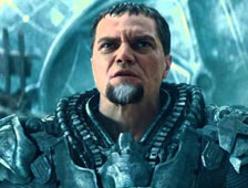 El General Zod a tener aletas en lugar de manos en Batman v Superman: Dawn of Justice