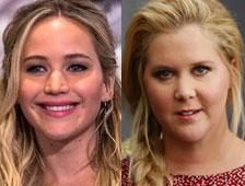 Jennifer Lawrence y Amy Schumer preparan nueva comedia