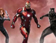Arte conceptual de Captain America: Civil War muestra dos equipos de vengadores