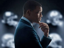 "Tráiler para el drama de fútbol  ""Concussion"" con Will Smith"