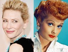 Cate Blanchett a protagonizar en el biopic de Lucille Ball