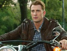 Chris Evans quiere interpretar el Capitán América después de que expire su contrato con Marvel