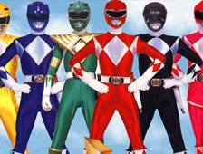 El reinicio de Power Rangers está probando estos ocho actores