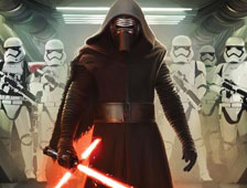 Star Wars: The Force Awakens presenta el poster en IMAX 3D