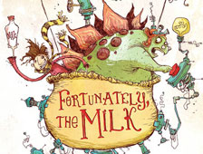 Johnny Depp y Edgar Wright se unen para Fortunately, the Milk
