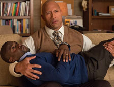 Primer vistazo a la comedia Central Intelligence, con Dwayne Johnson y Kevin Hart
