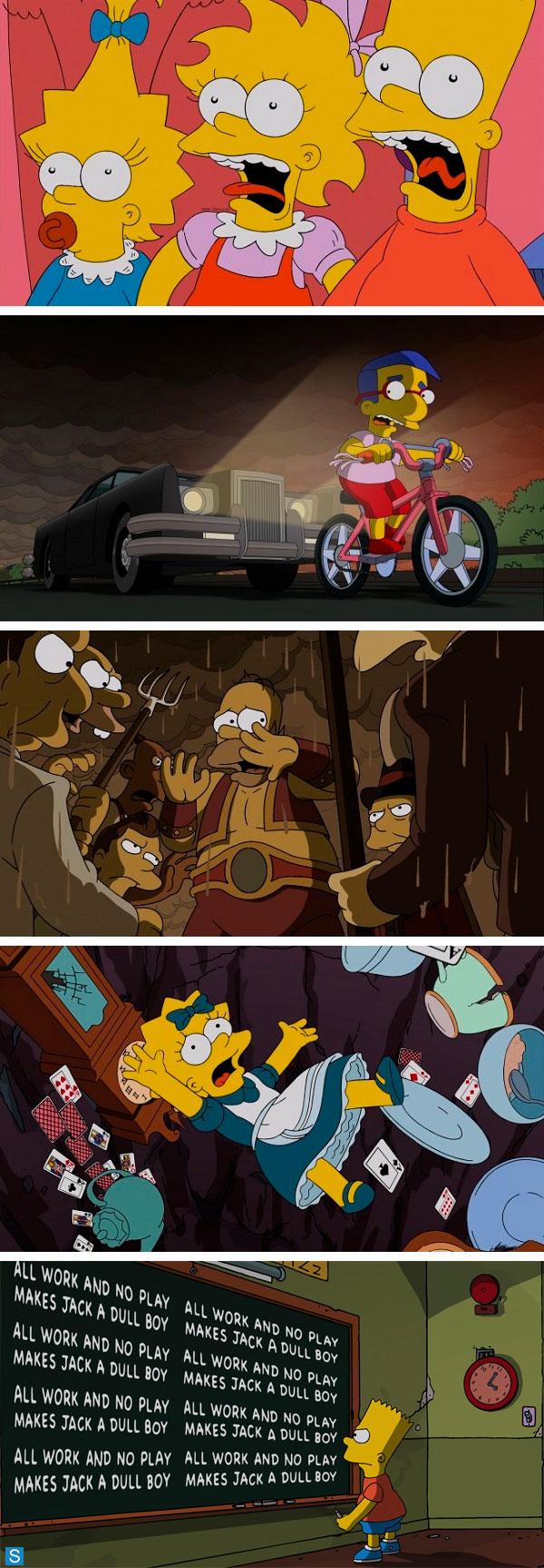 Episodio de Los Simpson dirigido por Guillermo del Toro .